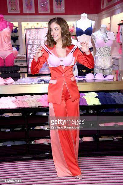 Angel Barbara Palvin launches New Incredible By Victoria's Secret Collection on April 16 2019 in New York City