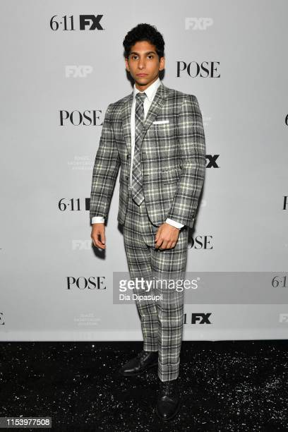 Angel Bismark Curiel attends FX Network's Pose season 2 premiere on June 05 2019 in New York City