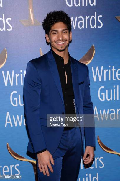 Angel Bismark Curiel attends the 2019 Writers Guild Awards LA Ceremony at The Beverly Hilton Hotel on February 17 2019 in Beverly Hills California