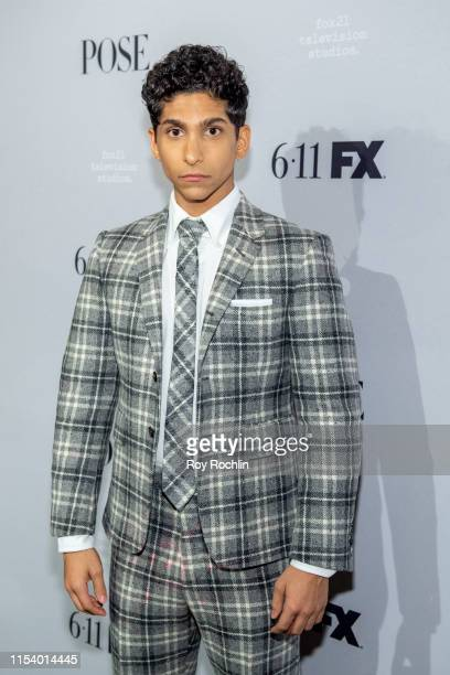 Angel Bismark Curiel attends the FX Network's Pose Season 2 Premiere on June 05 2019 in New York City