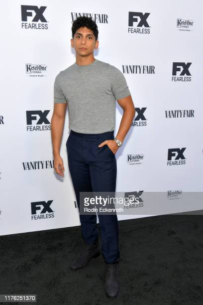 Angel Bismark Curiel attends Vanity Fair and FX's annual Primetime Emmy Nominations Party on September 21 2019 in Century City California
