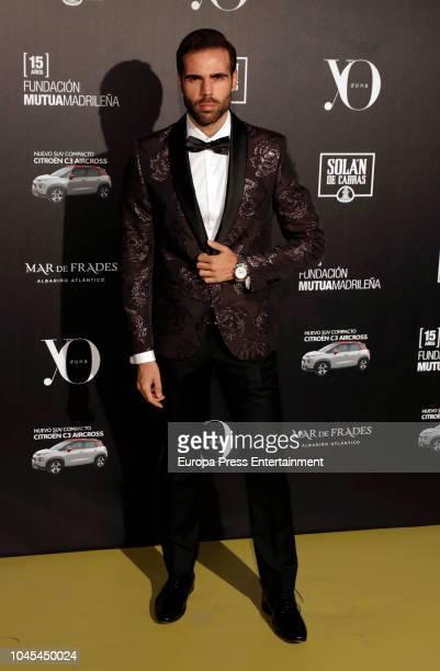 Angel Caballero attends the 'YO DONA' International Awards 2018 at Palacio de Linares on October 3 2018 in Madrid Spain
