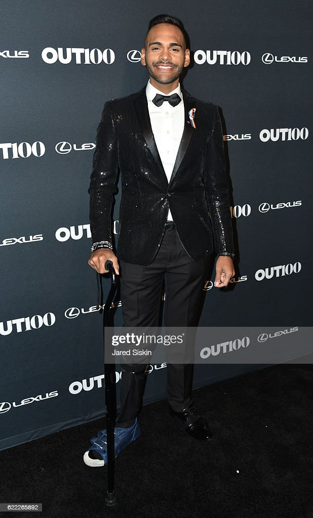 The OUT100 2016 Gala