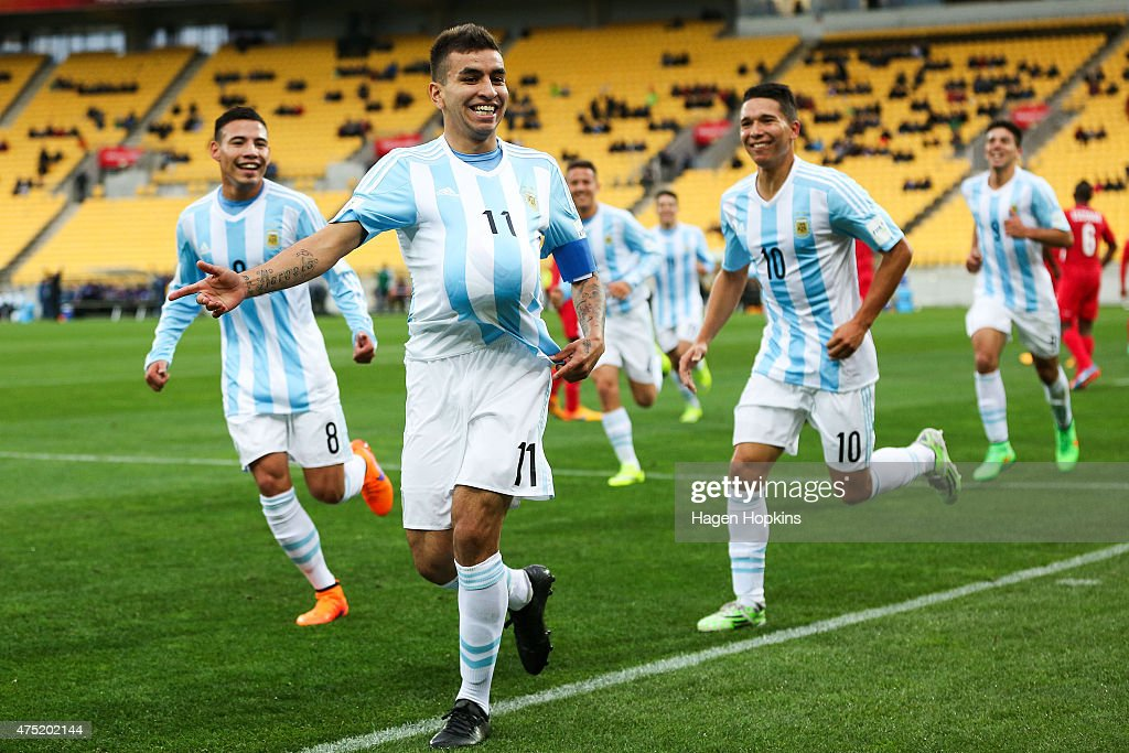 Argentina v Panama: Group B - FIFA U-20 World Cup New Zealand 2015