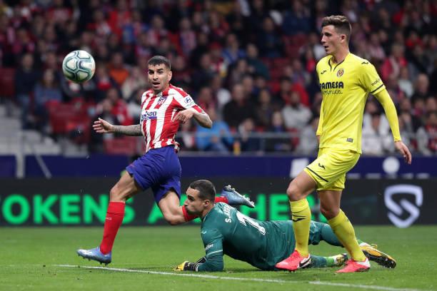 ESP: Club Atletico de Madrid v Villarreal CF  - La Liga