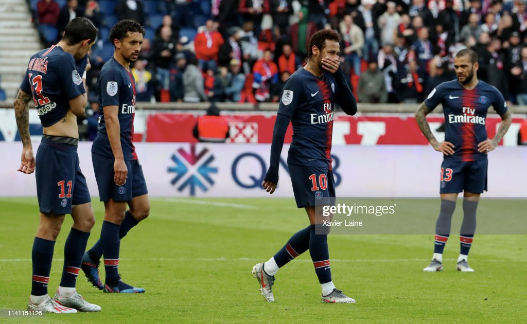 Paris Saint-Germain v OGC Nice - Ligue 1 : News Photo
