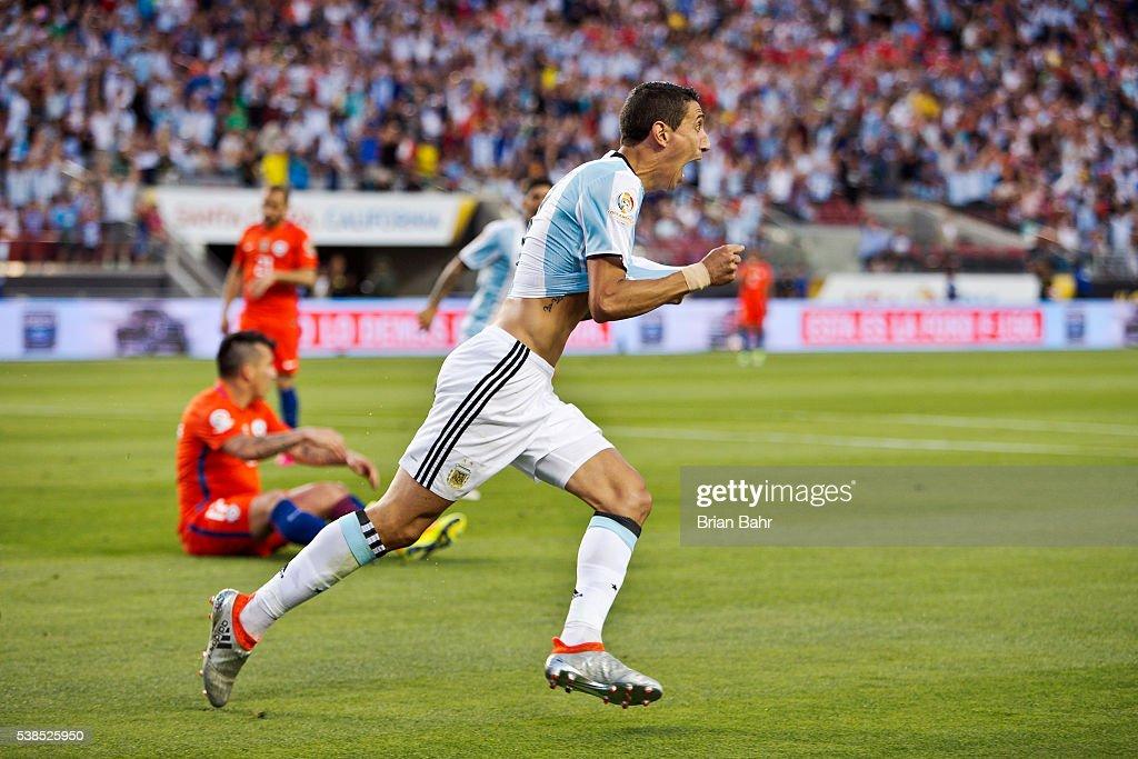 Argentina v Chile: Group D - Copa America Centenario : News Photo