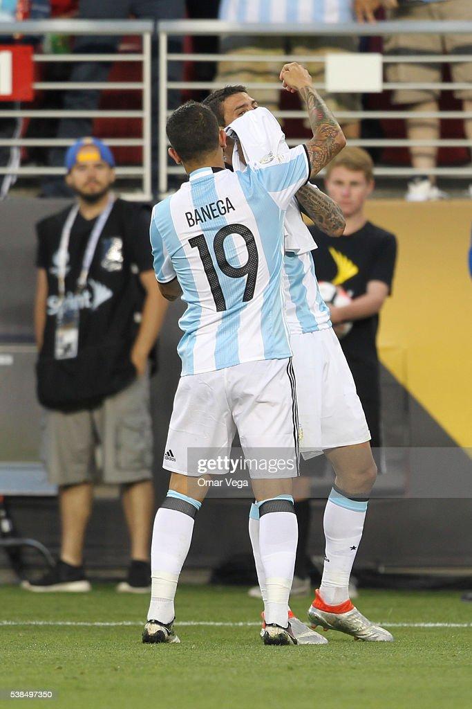 Argentina v Chile: Group D - Copa America Centenario : Fotografia de notícias