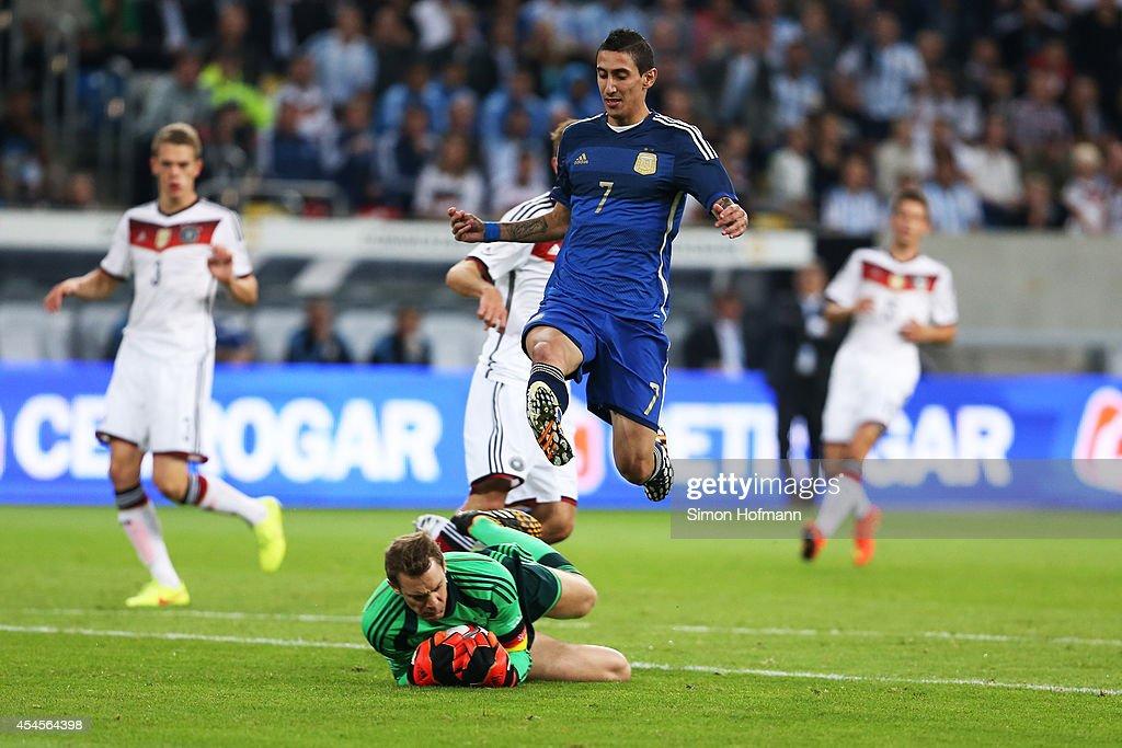Germany v Argentina - International Friendly : News Photo