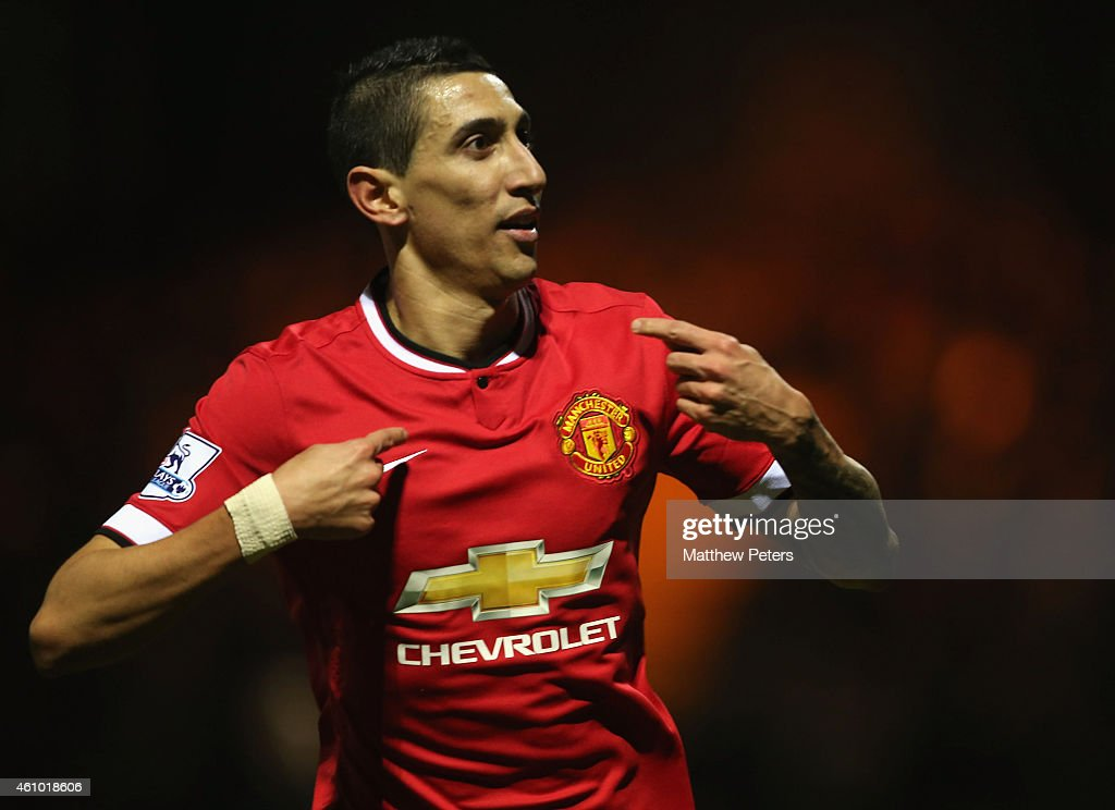 Yeovil Town v Manchester United - FA Cup Third Round : News Photo