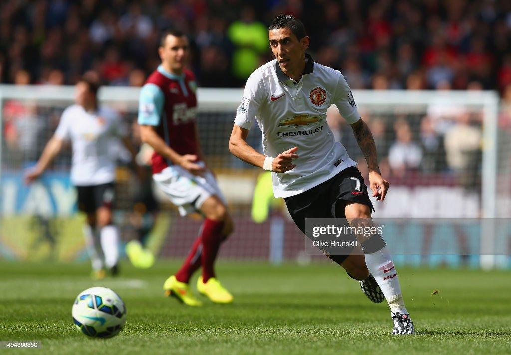Burnley v Manchester United - Premier League : News Photo