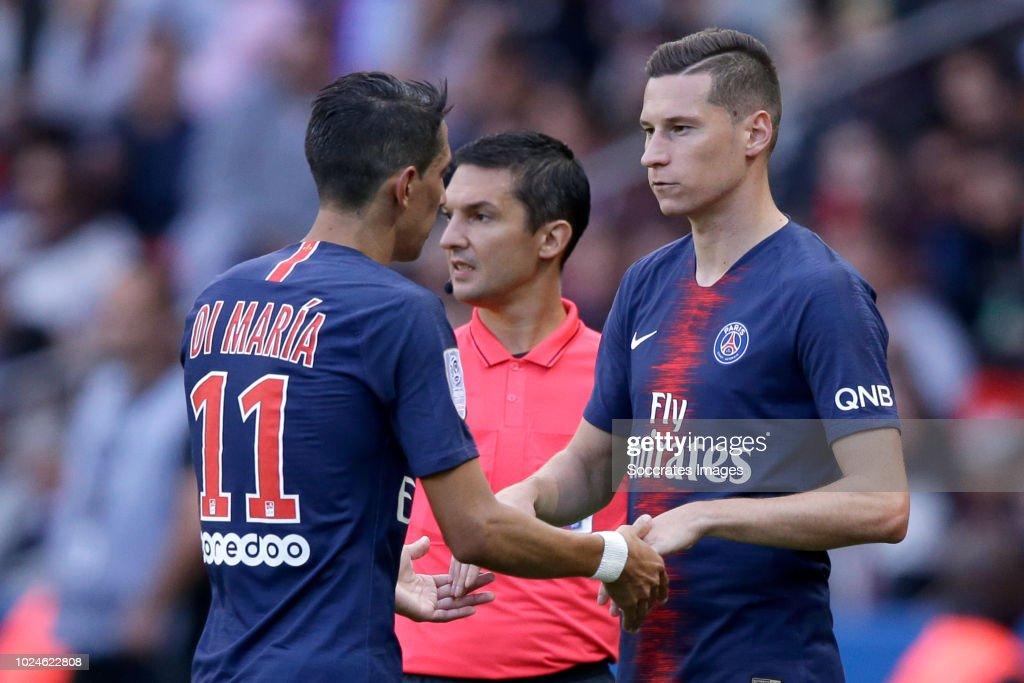 Paris Saint Germain v Angers - French League 1 : News Photo