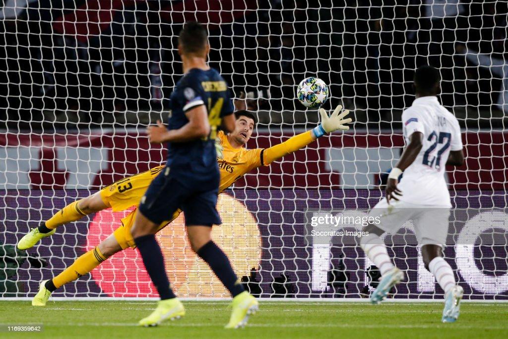 Paris Saint Germain v Real Madrid - UEFA Champions League : News Photo