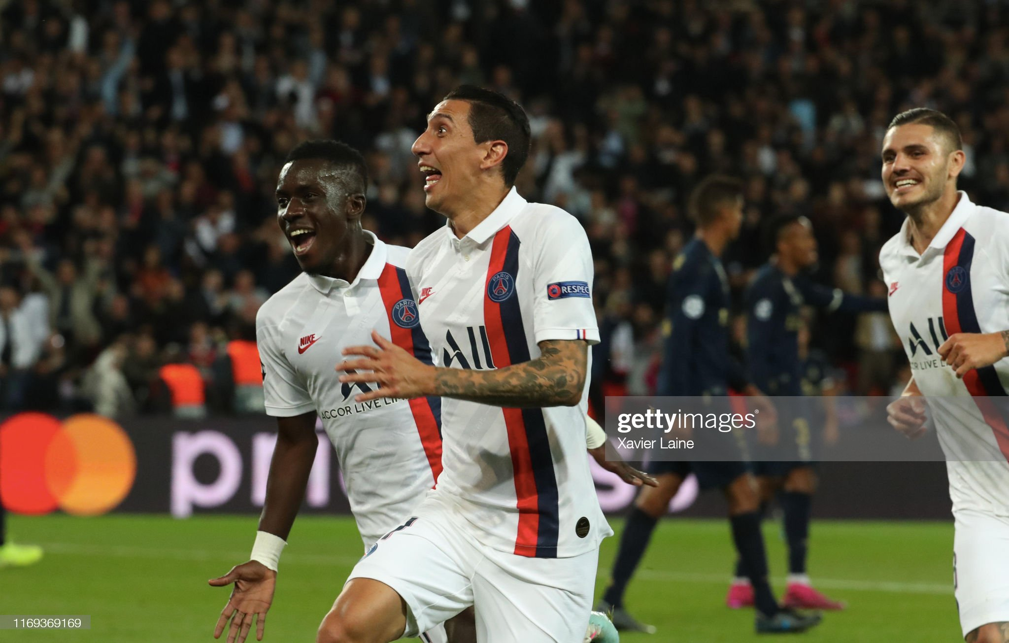 PSG hammer Real Madrid, as Atletico Madrid and Juventus draw