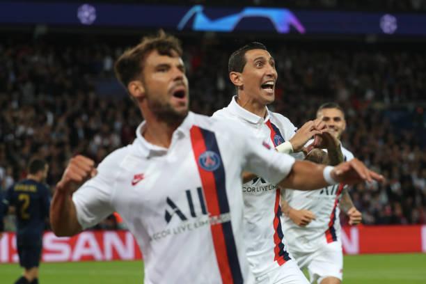 FRA: Paris Saint-Germain v Real Madrid: Group A - UEFA Champions League