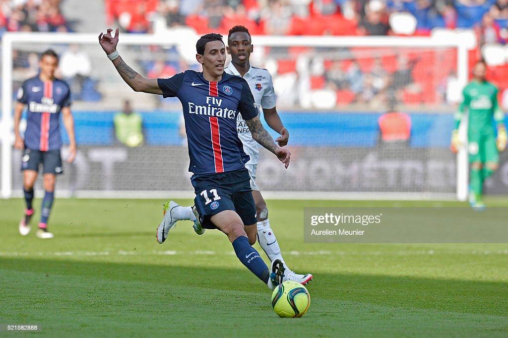 Paris Saint-Germain v SM Caen - Ligue 1 : News Photo