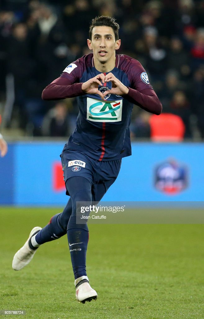 Paris Saint Germain v Marseille - French Cup