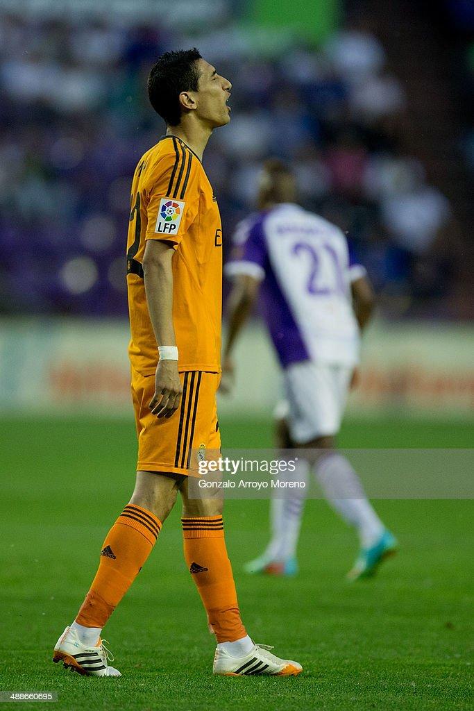 Real Valladolid CF v Real Madrid CF - La Liga : News Photo