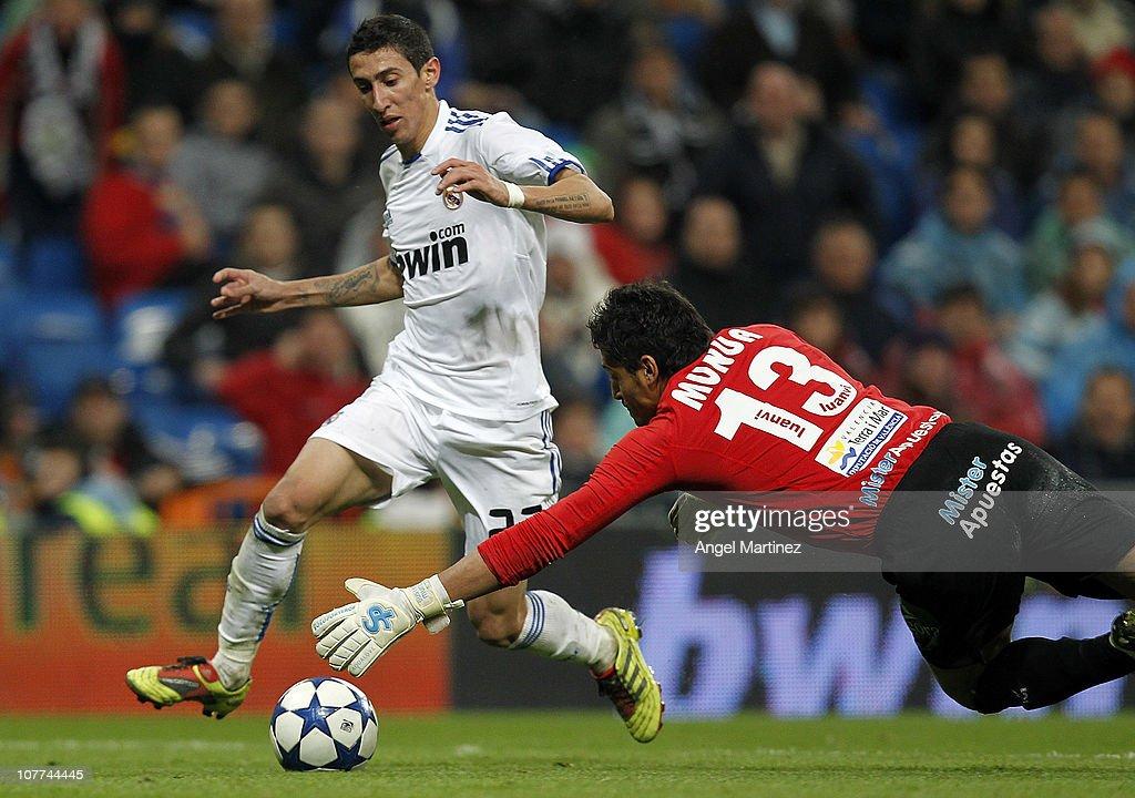 Real Madrid v Levante - Copa del Rey