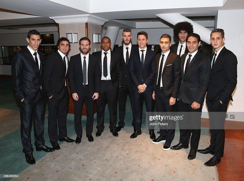 Manchester United host the 'United for Unicef' Dinner : News Photo