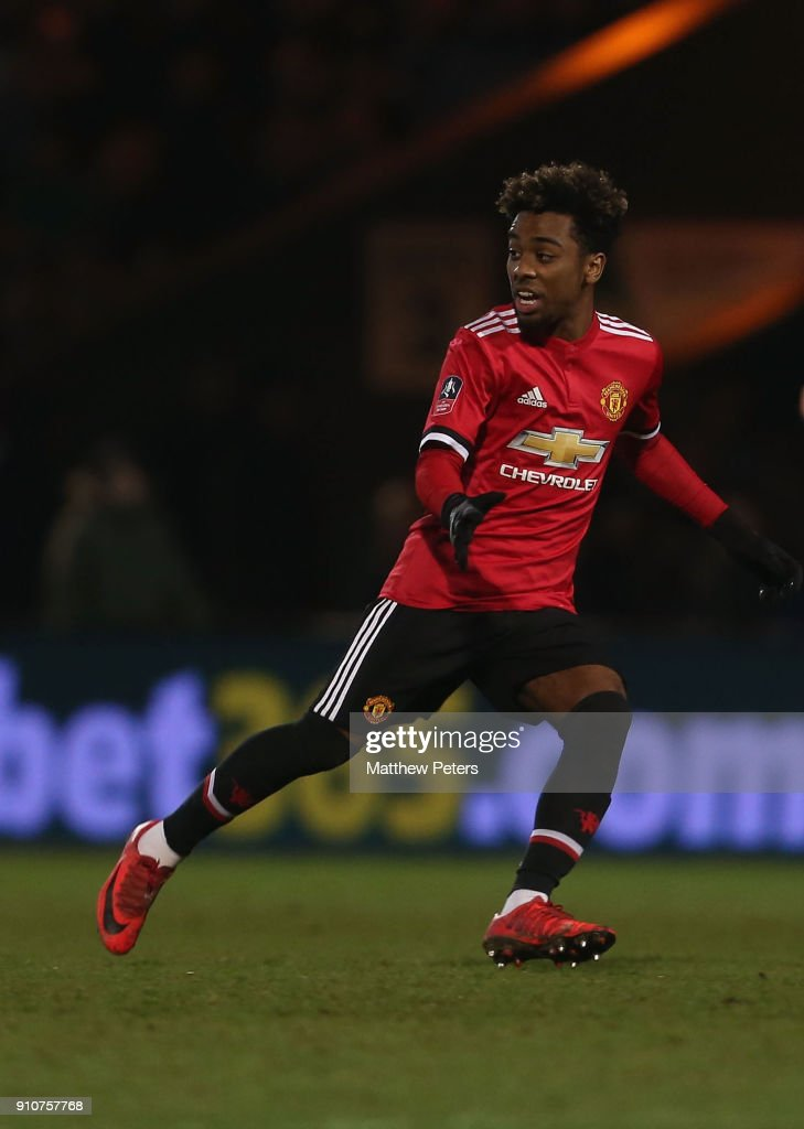 Yeovil Town v Manchester United - The Emirates FA Cup Fourth Round