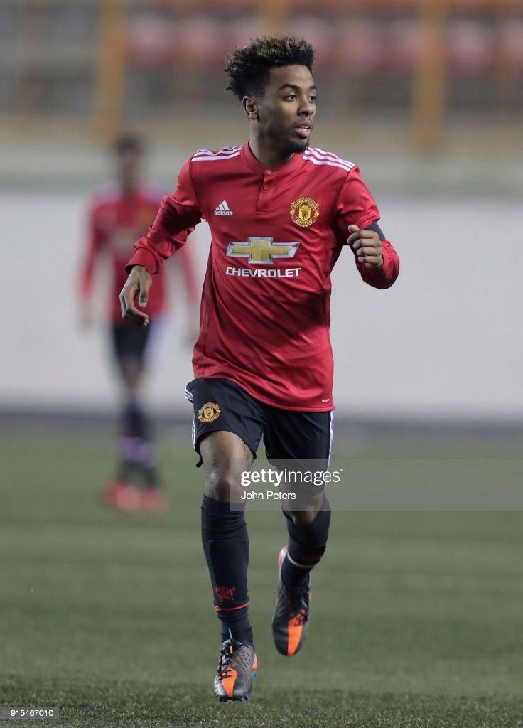 FK Brodarac v Manchester United: UEFA Youth League