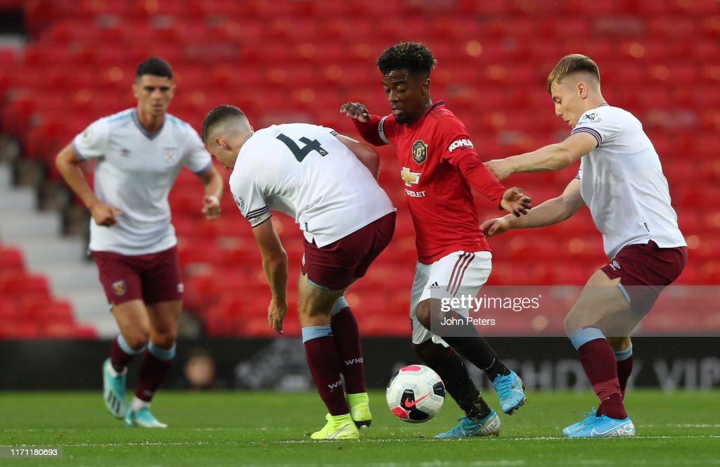 Manchester United v West Ham United - Premier League 2 : News Photo