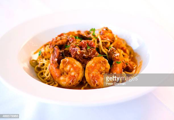 Angel Hair Pasta Stock Photos And Pictures