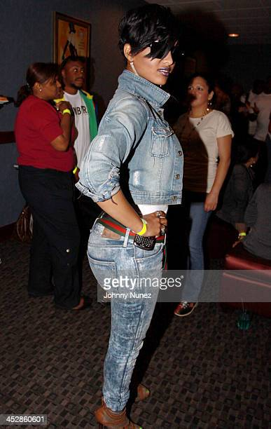 Angel Lola Luv attends Bottles Strikes Tuesday at Chelsea Piers on June 8 2010 in New York City