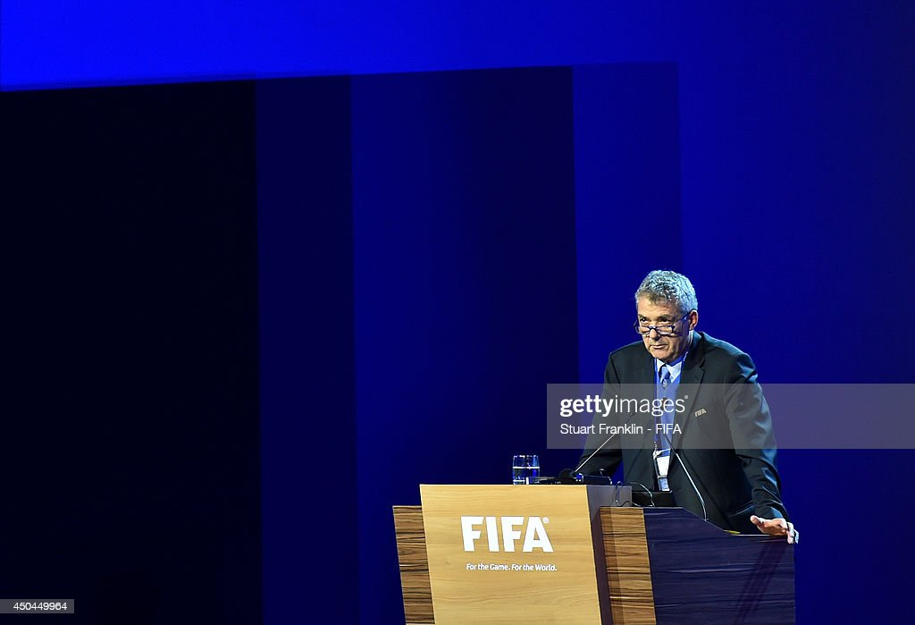 64th FIFA Congress : News Photo