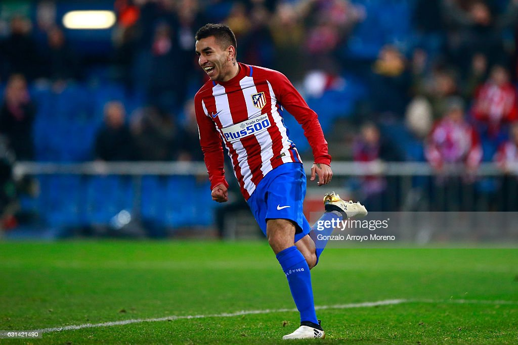 Club Atletico de Madrid v Las Palmas - Copa del Rey: Round of 16 Second Leg