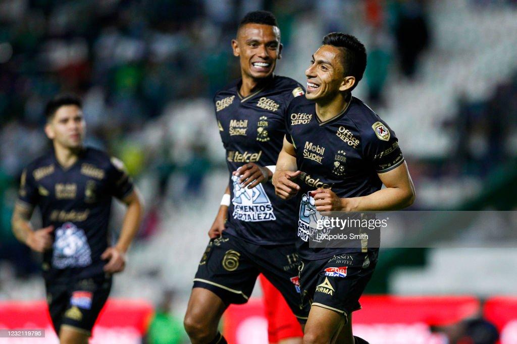 Leon v Toluca - Torneo Guard1anes 2021 Liga MX : News Photo