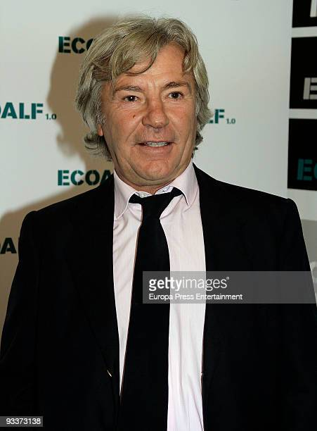 Angel Nieto attends the launch of Ecoalf brand on November 24 2009 in Madrid Spain