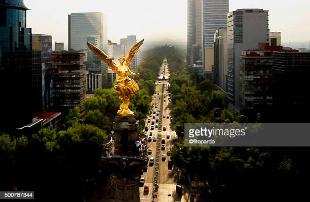 Angel of Independence Mexico City