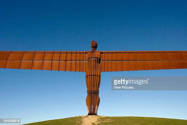 Angel Of The North, Gateshead, United Kingdom, Architect Antony Gormley , Angel Of The North Antony Gormley