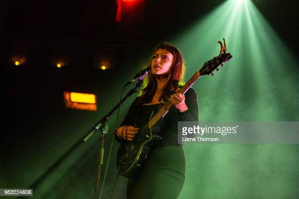 Angel Olsen performs at the Union Chapel on April 30 2018 in London England