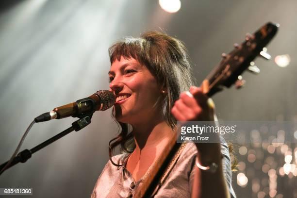 Angel Olsen performs at Vicar Street on May 19, 2017 in Dublin, Ireland.