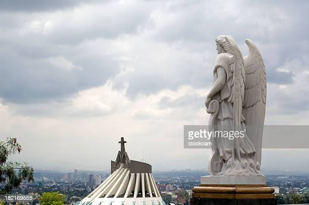 angel - basilica stock pictures, royalty-free photos & images