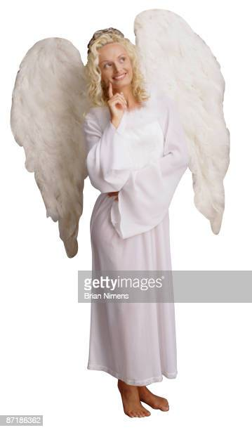 Angel (Clipping Paths Included)