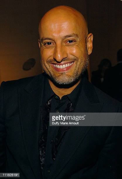Angel Sanchez during El Museo Del Barrio's 13th Annual Gala at The Mandarin Oriental Hotel in New York City, New York, United States.