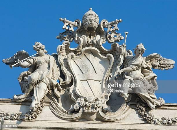 Angel sculptures