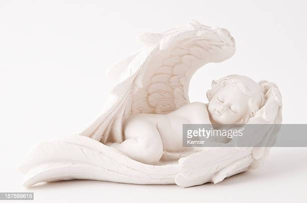 angel statue - angel stock pictures, royalty-free photos & images