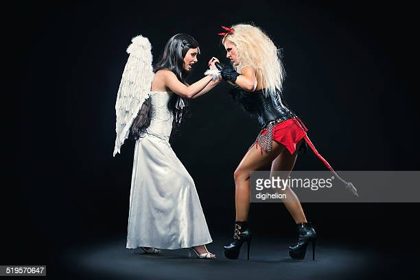Angel VS Devil-ewige spirituellen battle