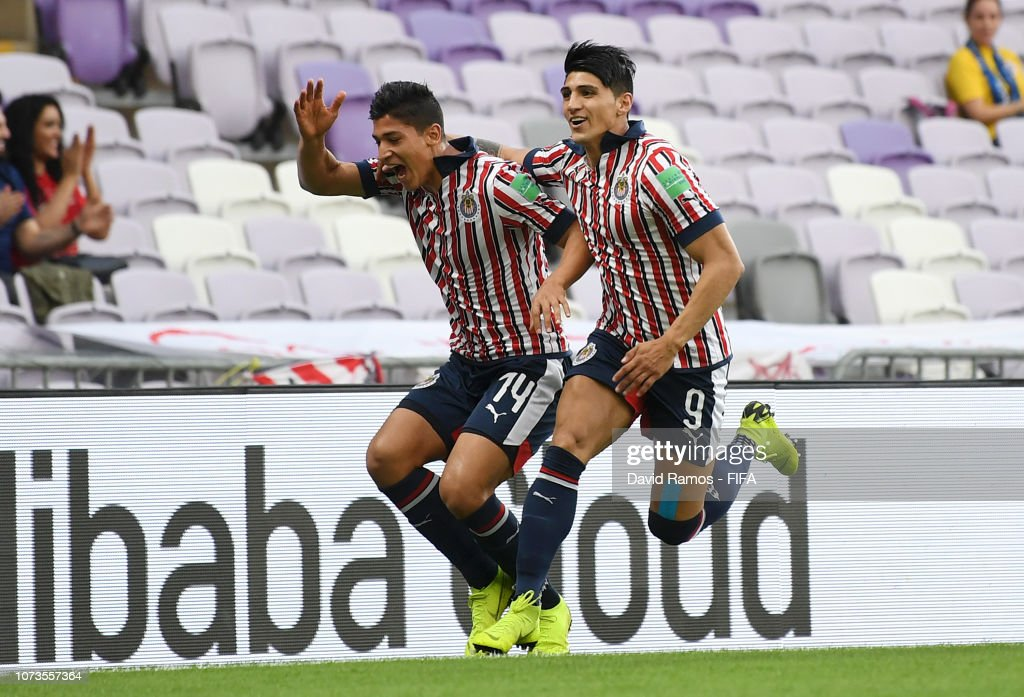 Kashima Antlers v CD Guadalajara - FIFA Club World Cup UAE 2018 : Fotografía de noticias