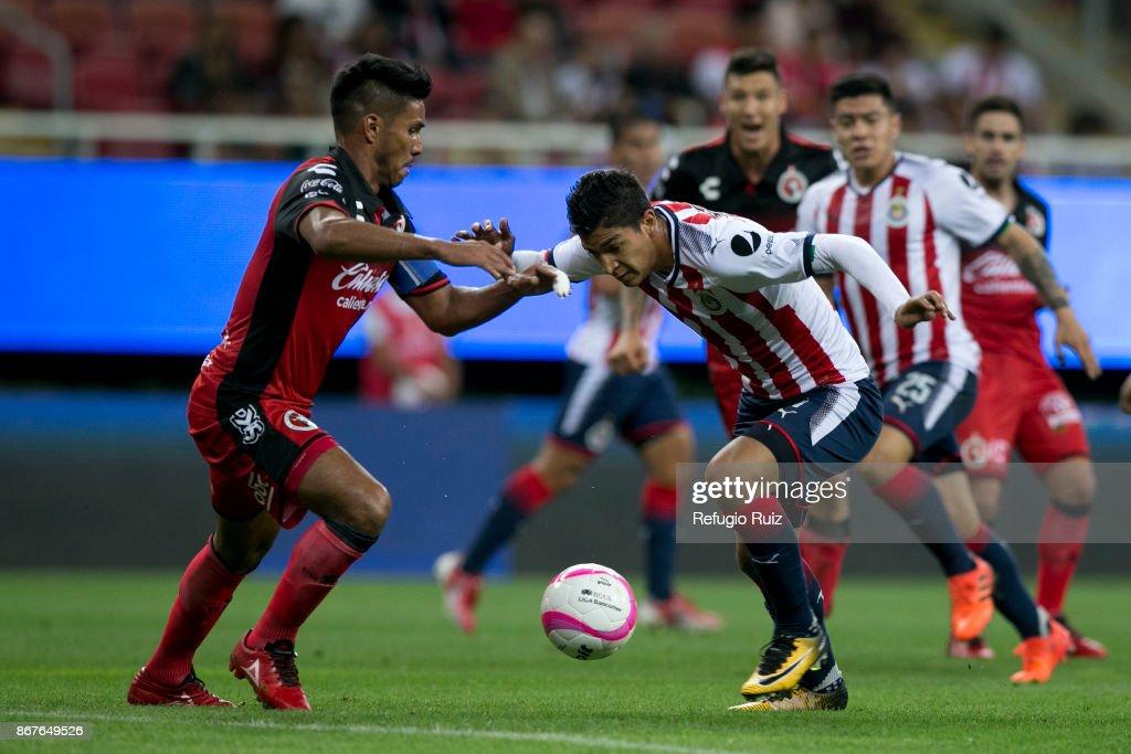 Chivas v Tijuana - Torneo Apertura 2017 Liga MX