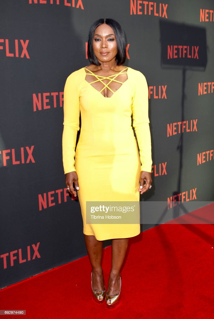 Angela Bassett attends Netflix's 'Master Of None' for your consideration event at Saban Media Center on June 5, 2017 in North Hollywood, California.