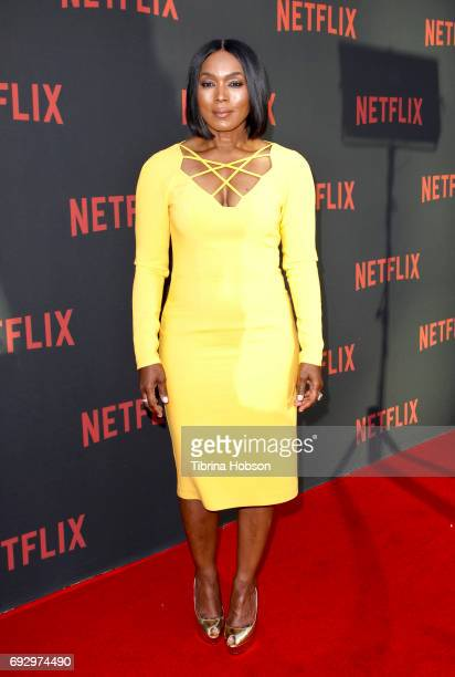 Angela Bassett attends Netflix's 'Master Of None' for your consideration event at Saban Media Center on June 5 2017 in North Hollywood California