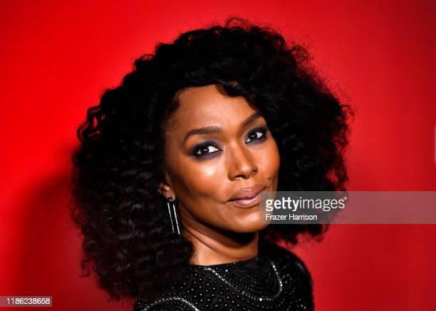 Angela Bassett attends SAG-AFTRA Foundation's 4th Annual Patron Of The Artists Awards at Wallis Annenberg Center for the Performing Arts on November...