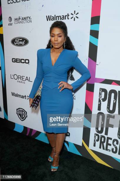 Angela Bassett attends the 2019 Essence Black Women in Hollywood Awards Luncheon at Regent Beverly Wilshire Hotel on February 21 2019 in Los Angeles...