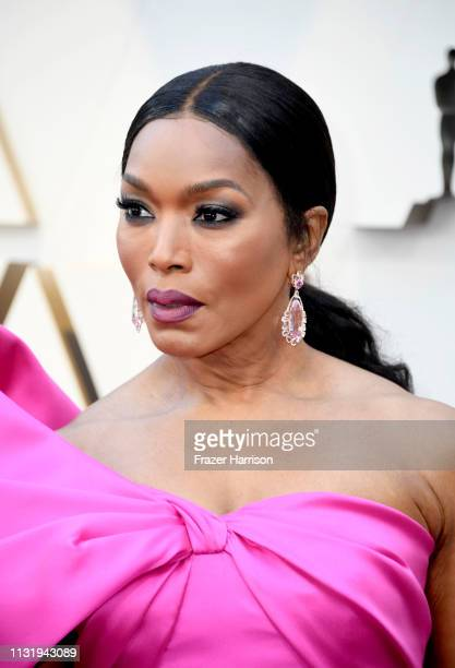Angela Bassett attends the 91st Annual Academy Awards at Hollywood and Highland on February 24 2019 in Hollywood California